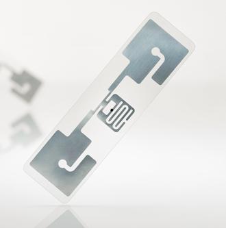 SMARTRAC Sensor DogBone RFID Wet Inlay (RFMicron Magnus S)   3004837