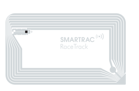 SMARTRAC RaceTrack Paper Tag | 3001922