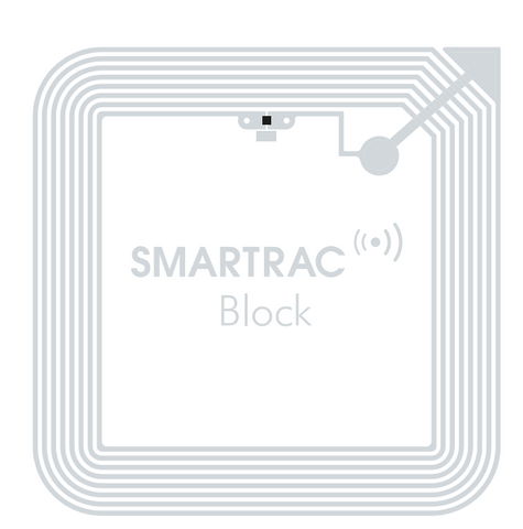 SMARTRAC Block Lite Tag | 3002138