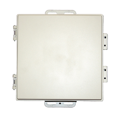 RFMAX DCE9028/DCE8658 (LHCP) Outdoor RFID Antenna With Die Cast Enclosure DCE9028PLFSMF / DCE8658PLFSMF