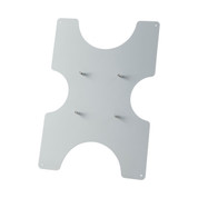RFMAX Mounting Plate for Times-7 A6034S SlimLine VESA Antenna | 71633