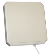 Laird (LHCP) RFID Panel Antenna (VESA Mount) | S8658WPL-T-01