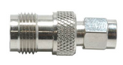 Coaxial Adapter, RP-TNC Female to SMA Male | 1543