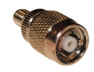 Coaxial Adapter, RP-TNC Male to SMA Female   20932040302