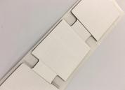 Omni-ID IQ 100 On-Metal RFID Label (Monza R6)   139-GS