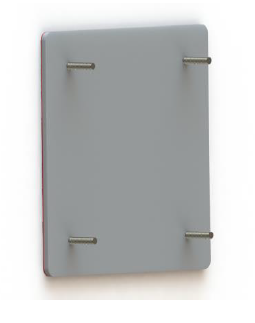 Times-7 SlimLine Universal Mounting Plate | 71757 / 71943