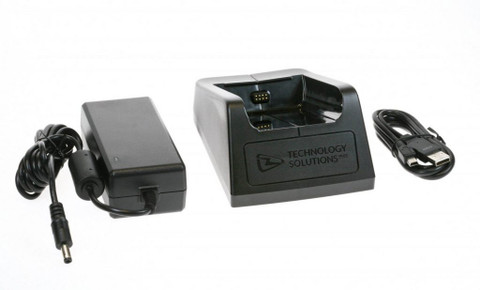TSL 1166 Docking Station Kit & Line Cord (US) | 1166-CRD-01-KIT + IEC-1.8M-US