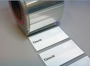 Omni-ID IQ 600 RFID Label - Roll of 200 [B-Stock] | Omni-ID_IQ_600-B