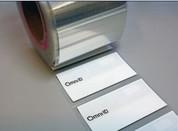 Omni-ID IQ 600 RFID Label - Roll of 200 [B-Stock] | Omni-ID_IQ_600-B