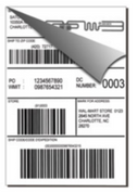 "RFID Label (4""x6"") - for the SATO CL4NX Series Thermal UHF RFID Printers - Roll of 1,000"