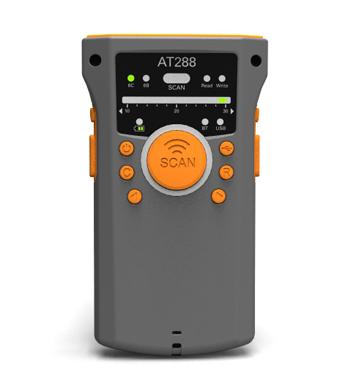 Invengo XC-AT288 UHF RFID Bluetooth Handheld Reader | XC-AT288NC
