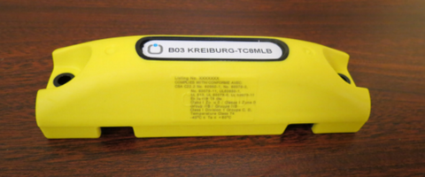 Omni-ID Power 415 Active RFID Tag (ATEX/IECEx Certified) | OMNI-P415-X:317