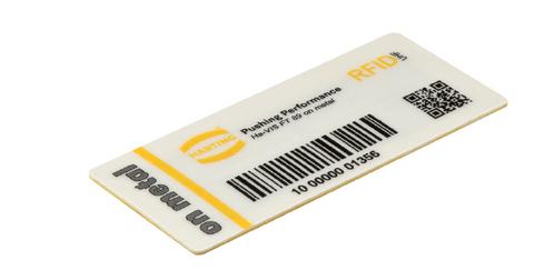 HARTING Ha-VIS FT 89 On Metal UHF RFID Label (Monza 4E) | 20926410752