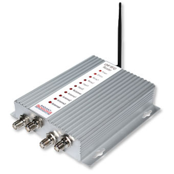 Radiant Sensors RSWR-400 UHF RFID Reader (4-Port) - WiFi | RSWR-400