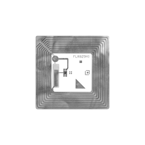 SMARTRAC H145 TiPls HF RFID Dry Inlay (45x45) - 5,000 Inlays | 3005365_5000