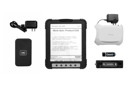 Omni-ID View 10 RFID Development Kit | OMNI-V10-KIT
