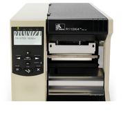 Zebra R110Xi4 RFID Printer-Encoder (203 dpi, Serial, Parallel, USB, ZebraNet 10/100 PrintServer, UHF) | R12-801-00000-R0-B