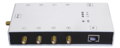 Keonn AdvanMux-8 UHF RFID Multiplexer - with Enclosure (8-Port) | ADMX-8-e-110