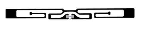 Avery Dennison AD-226iM UHF RFID Wet Inlay (NXP G2iM) | RF600456