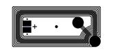 Avery Dennison AD-730x HF RFID Wet Inlay (NXP ICODE SLIX) - 1,000 Tags [Clearance] | RF700048_1000