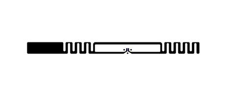 Avery Dennison AD-160u7 UHF RFID Paper Label (NXP UCODE 7) | RF100286