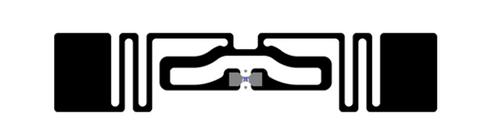 Avery Dennison AD-238u8 UHF RFID Wet Inlay (NXP UCODE 8) | RF600959