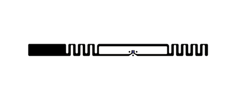 Avery Dennison AD-160u7 UHF RFID Dry Inlay (NXP UCODE 7) | RF600529