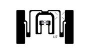 Avery Dennison AD-383u7 UHF RFID Paper Label (NXP UCODE 7) | RF100350