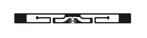 Avery Dennison AD-227m5 UHF RFID Dry Inlay (Monza 5, Wide Web) | RF600366