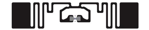 Avery Dennison AD-237r6-P UHF RFID Wet Inlay (Monza R6-P) | RF600771