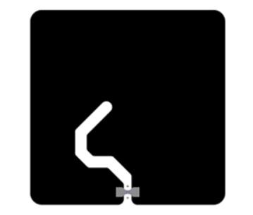Avery Dennison AD-680r6-P UHF RFID Wet Inlay (Monza R6-P) | RF600685