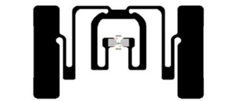 Avery Dennison AD-380iM UHF RFID Dry Inlay (NXP UCODE G2iM)   RF600612