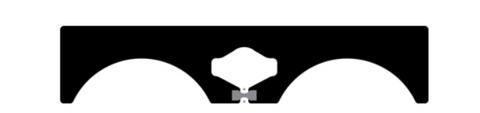 Avery Dennison AD-662uDNA UHF RFID Dry Inlay (NXP UCODE DNA) | RF600923