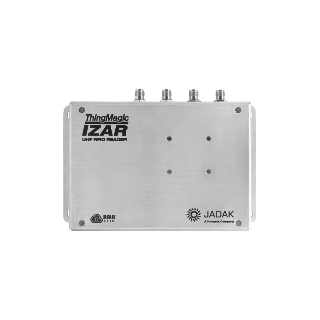 ThingMagic IZAR 4-Port UHF RFID Reader by JADAK