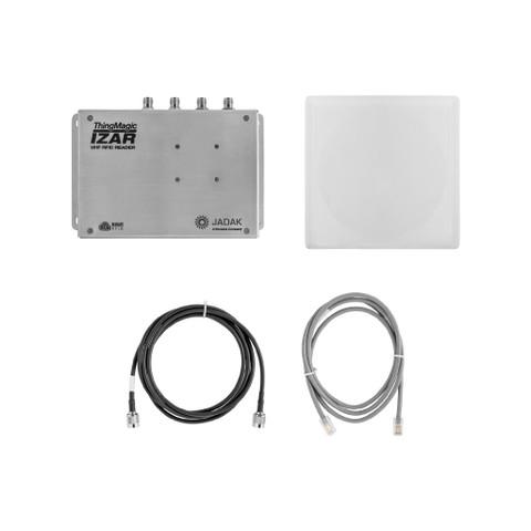 ThingMagic IZAR 4-Port UHF RFID Reader Development Kit by JADAK | PLT-RFID-IZ6-NA_DEVKIT