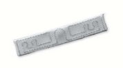 Invengo LinTRAK-Slim UHF RFID Laundry Tag [B-Stock] | XCL-TLR6PE01-B