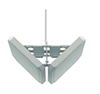 Zebra SR550x Backroom/Warehouse RFID Antenna | SR5200-SR01000SSNA / SR5500-SR01000SSNA / SR5502-SR01000SSNA