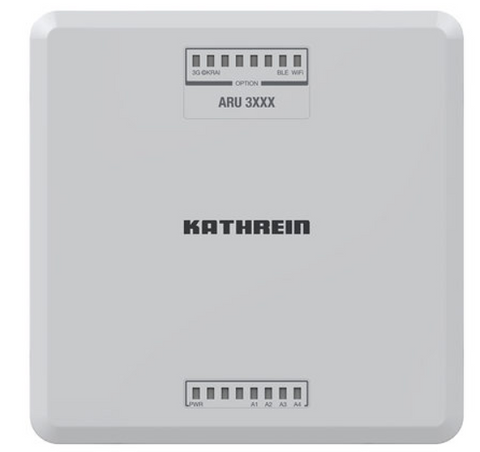 Kathrein ARU 3560 Integrated UHF RFID Reader | 52010301 + IPJ-A2051-USA + 52010364 / 52010293 + IPJ-A2051-USA + 52010364