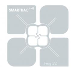 SMARTRAC Frog 3D RFID Wet Inlay 76 mm (Monza 4D) | 3002347