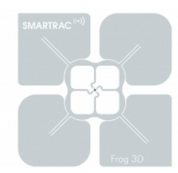 SMARTRAC Frog 3D RFID Wet Inlay 76 mm (Monza 4D) | 3002347