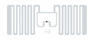 SMARTRAC MiniWeb FCC RFID Paper Tag (Monza R6-P) | 3005082