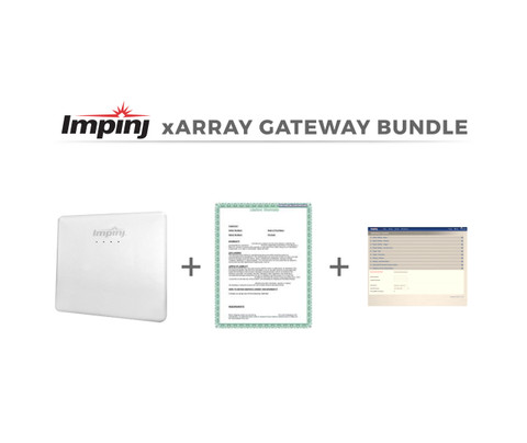 Impinj Speedway Connect Bundle (xArray Gateway) | IPJ-R680FCC-S4001-C2042-K
