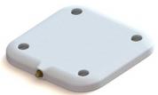 Impinj Compact Outdoor RFID Antenna (FCC/ETSI) | IPJ-A1200-USA / IPJ-A1200-EU1