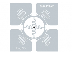 SMARTRAC Frog 3D RFID Wet Inlay 53mm (Monza 4QT) | 3002012