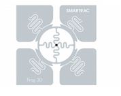 SMARTRAC Frog 3D RFID Wet Inlay 53mm (Monza 4QT) | 3002012