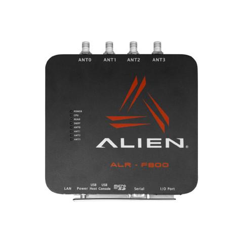 Alien F800 RFID Reader (865.6-867.6 MHz) [B-Stock] | ALR-F800-EMA-RDR-ONLY-B