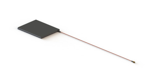 Times-7 A1115 True NearField Antenna (FCC/ETSI) - Black Color | 72028 / 72027