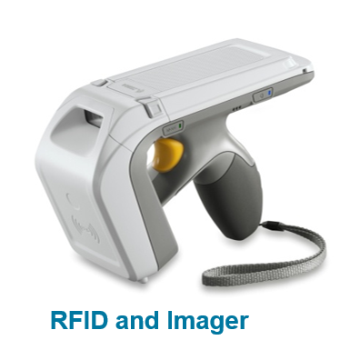 Zebra RFD8500 Bluetooth Handheld UHF RFID Sled with 2D Imager (902-928 MHz) [Clearance]   RFD8500-5000100-US-B