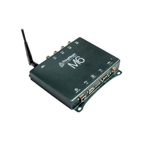 ThingMagic M6 UHF RFID Reader (4 Port) - Wi-Fi (AU Version) [Clearance] | M6-AU-WIFI