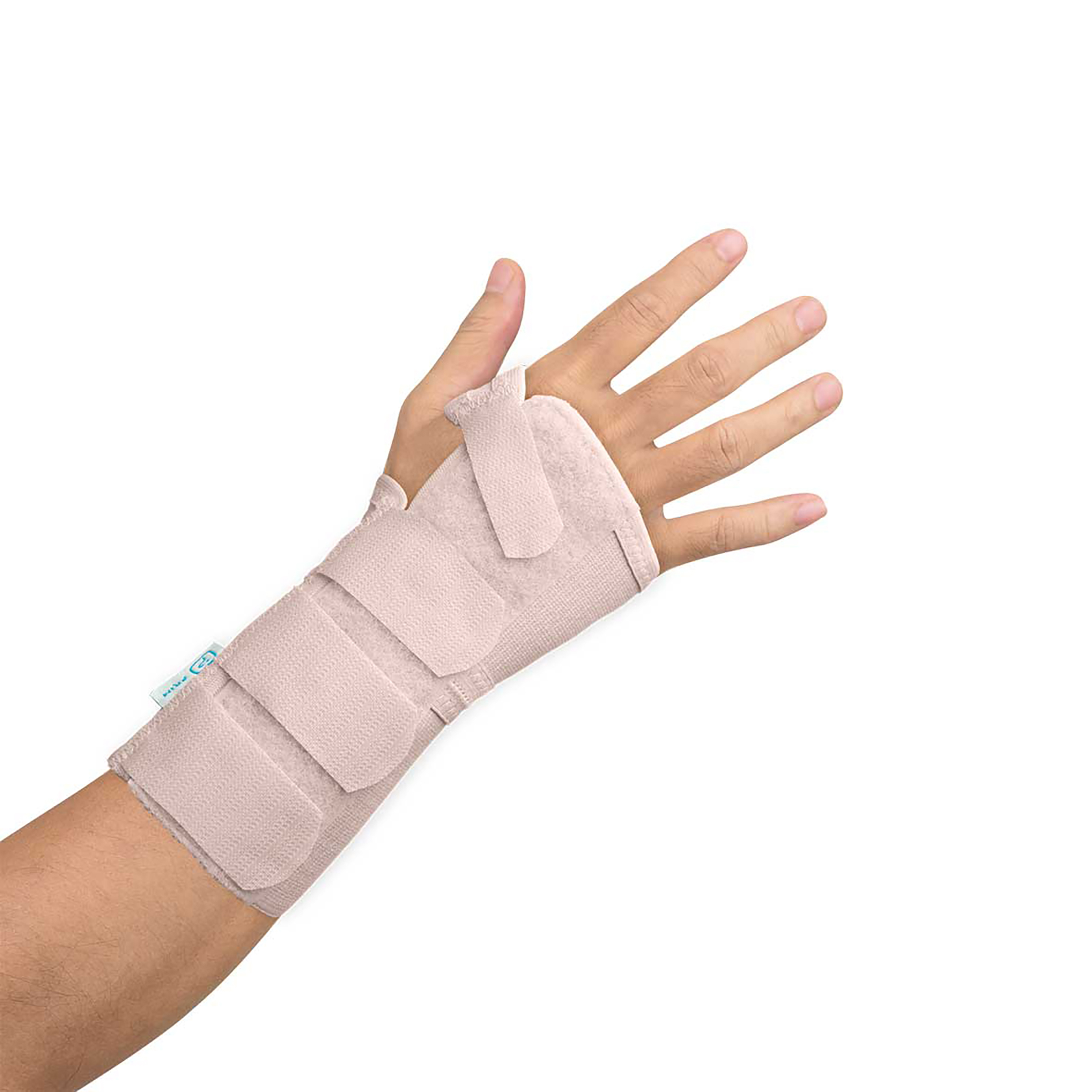 Essencial Short Elastic Wrist Brace